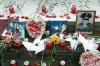 Траурный митинг на Дубровке. Фоторепортаж