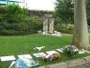 Церемония памяти погибших 29 сентября1989 года  при взрыве самолета DC-10 (кладбище Пер-Лашез)
