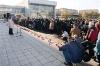 Несколько сот человек собрались 26 октября