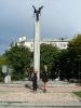 Площадь у ДК на Дубровке
