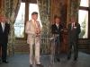 Прием в мэрии Парижа по случаю открытия конгресса