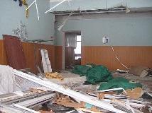 Так выглядит изнутри дом, где взорвалась шахидка в новогоднюю ночь