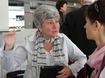 Адвокат Карина Москаленко, Rosa Malsagova / RFI