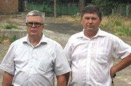 Александр Маянцев и Андрей Лисицын, милиционеры с «другой философией»