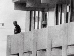 Палестинские террористы, захватившие израильских спортсменов на мюнхенской Олимпиаде. Архивное фото ©AFP