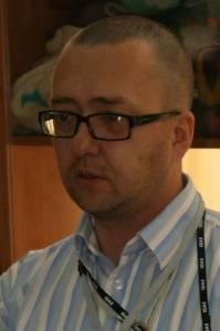 Пресс-секретарь «Экомузея» Руслан Телегин