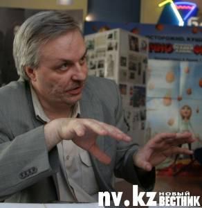 Директор кинотеатра «Ленина» Игорь Нестеренко