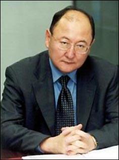 Алтынбек Сарсенбаев, бывший посол Казахстана в России