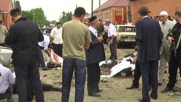 Взрыв в Ингушетии