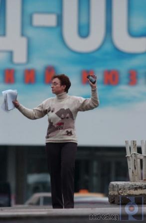 Из захваченного здания вышла главный кардиолог России Мария Школьникова