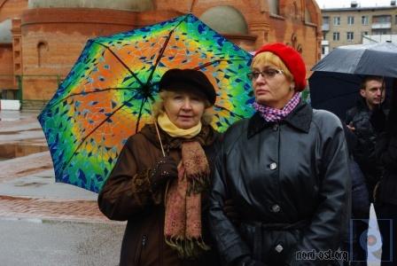 Людмила Левина и Светлана Губарева